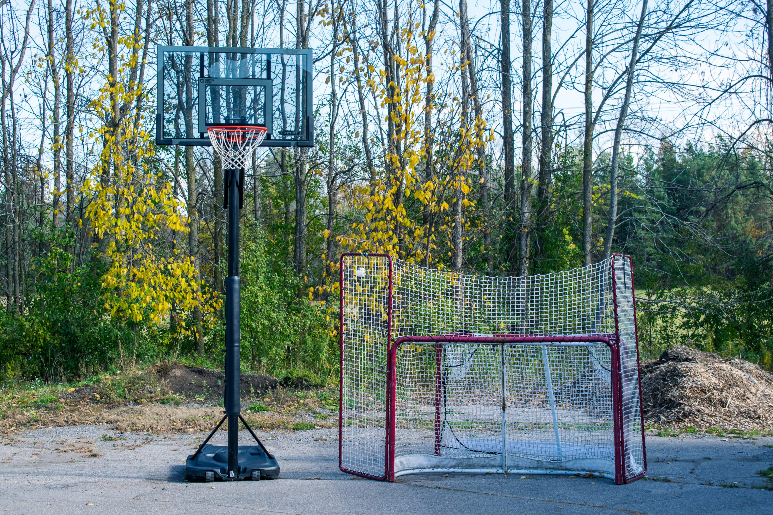 Basketball & Roller Hockey